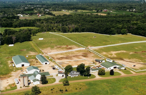 Michigan Horse Boarding & Stables | Hardy Farms